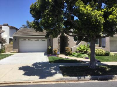 Oxnard Single Family Home Active Under Contract: 2020 Pavin Drive