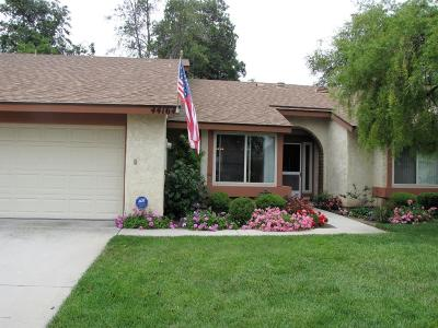 Camarillo Single Family Home For Sale: 44164 Village 44