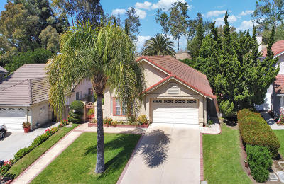 Camarillo Single Family Home For Sale: 2073 Old Ranch Road