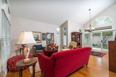 Santa Paula Single Family Home Active Under Contract: 202 Via Del Prado