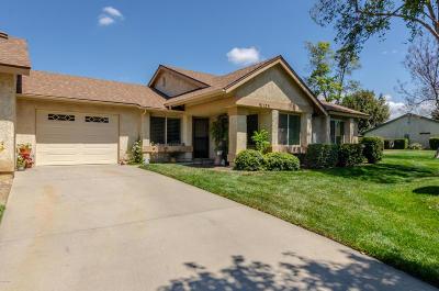 Camarillo Single Family Home For Sale: 31125 Village 31