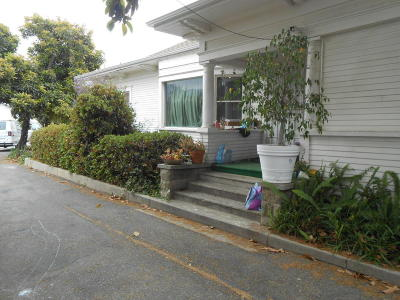Santa Paula Multi Family Home For Sale: 130 W Main Street #Street