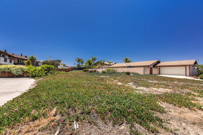 Oxnard Residential Lots & Land Active Under Contract: 1001 Catamaran Street
