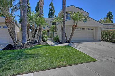 Ventura Single Family Home For Sale: 8028 Crystal Place