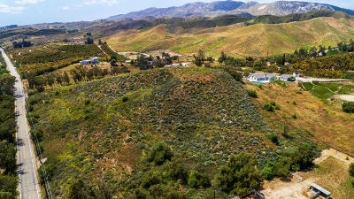Somis Residential Lots & Land For Sale: Balcom Canyon Rd