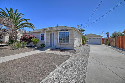 Ventura Single Family Home Active Under Contract: 2456 Katherine Avenue