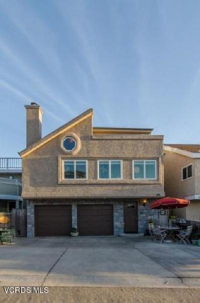 Oxnard Single Family Home For Sale: 132 Hollywood Avenue