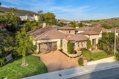 Thousand Oaks Single Family Home For Sale: 2427 Springbrook Street