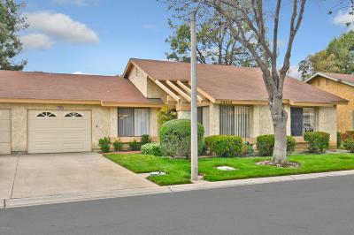 Camarillo Single Family Home For Sale: 30026 Village 30