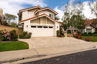Moorpark Single Family Home For Sale: 4248 Laurel Glen Drive