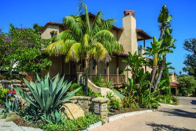 Santa Barbara Condo/Townhouse For Sale: 1030 E Canon Perdido Street