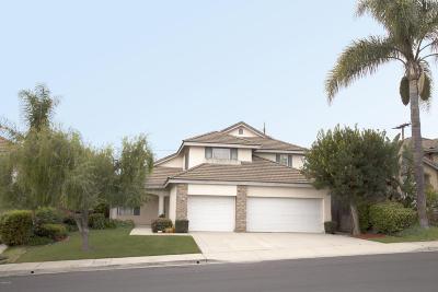 Ventura Single Family Home For Sale: 381 San Francisco Avenue