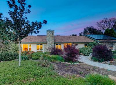Ojai Single Family Home Active Under Contract: 210 Bristol Road