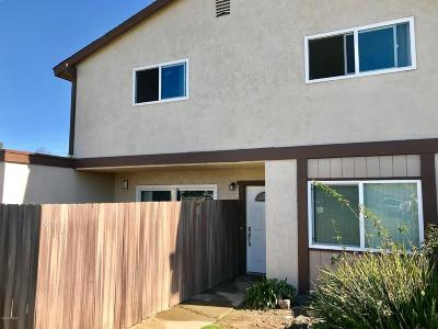 Oxnard CA Condo/Townhouse For Sale: $335,000