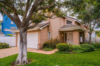 Port Hueneme Single Family Home Active Under Contract: 2512 Breezewater Court