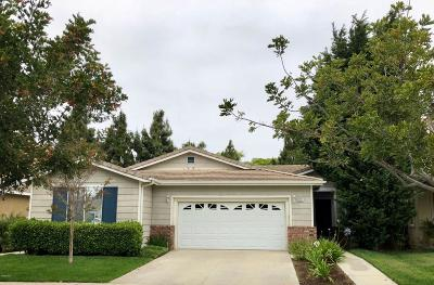 Oxnard Single Family Home Active Under Contract: 1171 Otano Way