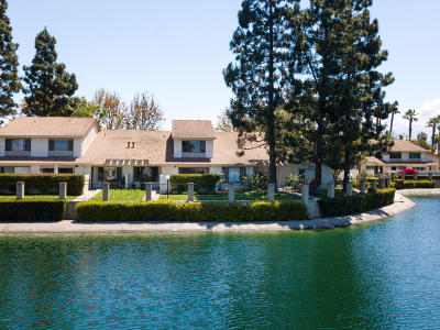 Camarillo Single Family Home Active Under Contract: 326 Sonora Drive