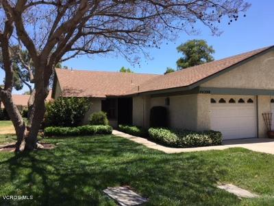 Camarillo Single Family Home For Sale: 44208 Village 44