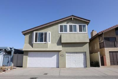 Oxnard Single Family Home Active Under Contract: 5406 Reef Way