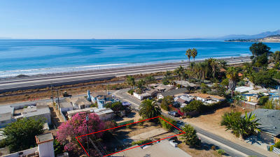 Ventura County Residential Lots & Land For Sale: 7026 Oxnard Avenue