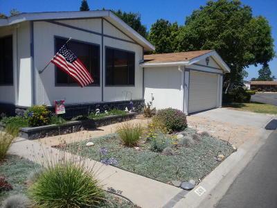 Oxnard CA Mobile Home For Sale: $219,000