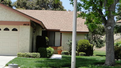 Camarillo Single Family Home For Sale: 44115 Village 44