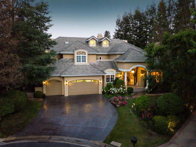 Agoura Hills Single Family Home For Sale: 4010 Hunt Club Court