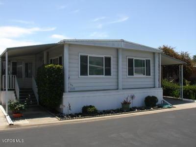 Ojai Mobile Home For Sale: 180 Don Antonio Way