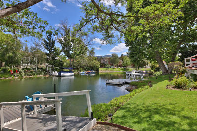 Westlake Village Single Family Home For Sale: 3930 Freshwind Circle