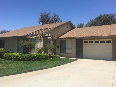 Camarillo Single Family Home For Sale: 15312 Village 15