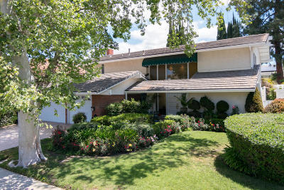 Westlake Village Single Family Home For Sale: 1684 Camberwell Place