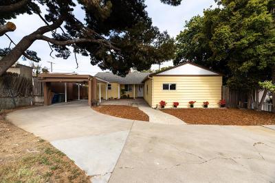 Ventura Single Family Home For Sale: 2134 Johnson Drive