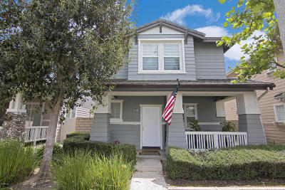 Port Hueneme Single Family Home For Sale: 214 E Pleasant Valley Road