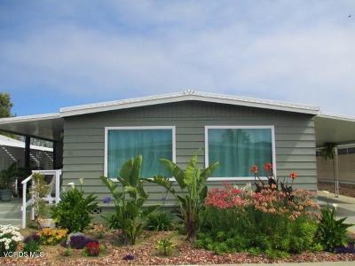 Ventura Mobile Home For Sale: 54 Thackery Court #54