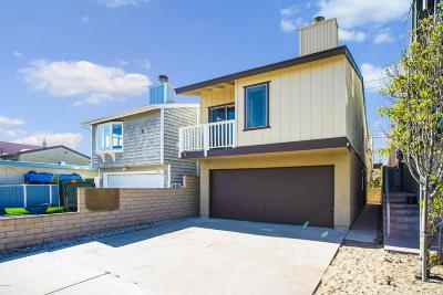 Oxnard Single Family Home For Sale: 233 Highland Drive