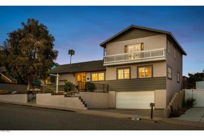 Camarillo Single Family Home For Sale: 132 Maria Lane