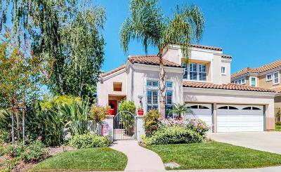Moorpark Single Family Home Active Under Contract: 4213 Heatherdale Court