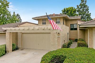 Ventura Single Family Home For Sale: 885 Murdoch Lane