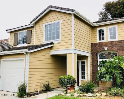 Ventura Single Family Home Active Under Contract: 7626 Jackson Street