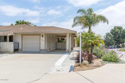 Camarillo Single Family Home Active Under Contract: 5168 Creekside Road