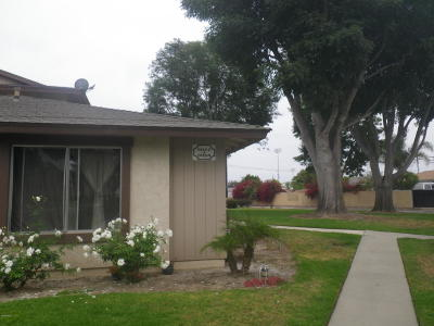 Oxnard Single Family Home For Sale: 3052 Concord Drive