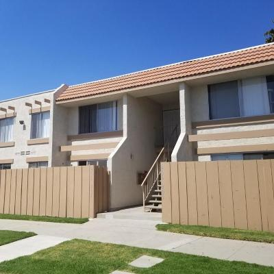 Port Hueneme Condo/Townhouse For Sale: 2586 Bolker Drive