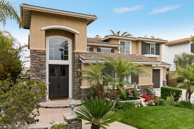 Camarillo Single Family Home For Sale: 2795 Avenida De Autlan