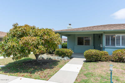Port Hueneme Single Family Home For Sale: 231 E Fiesta Green