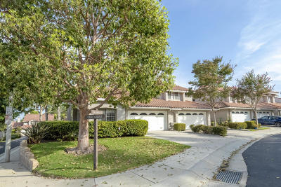 Camarillo Single Family Home For Sale: 859 Via Montanez