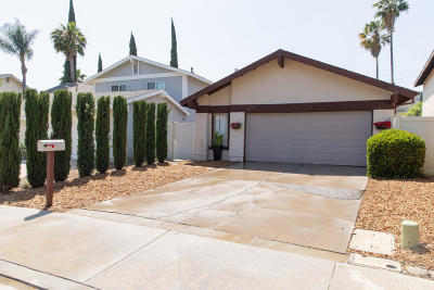 Agoura Hills Single Family Home For Sale: 5877 Cape Horn Drive