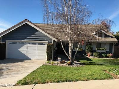 Ventura Single Family Home Active Under Contract: 2123 Sanderling Street