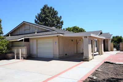 Camarillo Rental For Rent: 5112 Creekside Road