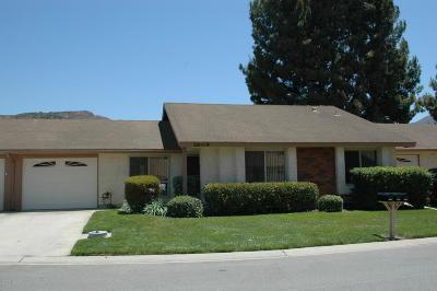 Camarillo Single Family Home For Sale: 26119 Village 26 #26119