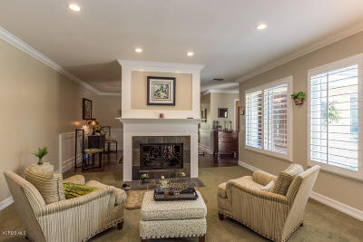 Westlake Village Single Family Home Active Under Contract: 2232 Crespi Lane